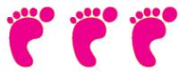 drie voetjes- actief genieten en veel zien
