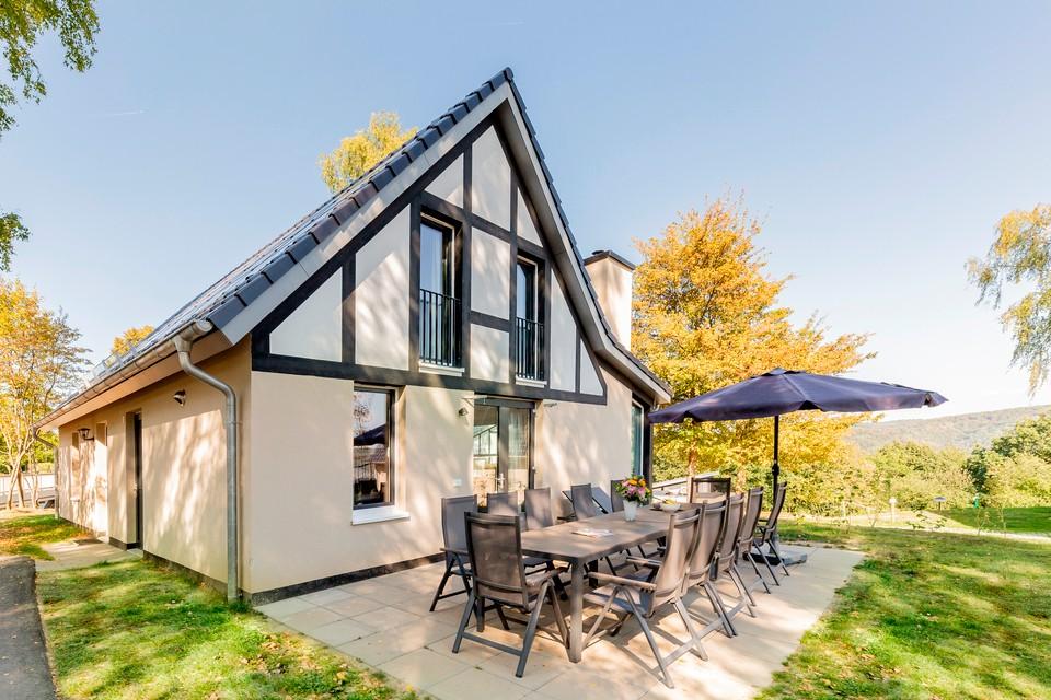 8-daagse bungalowvakantie september 2021